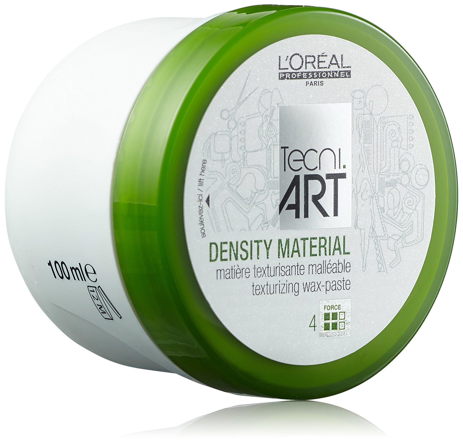 L'Oréal Paris Tecni Art 4 Density Material Wax-Paste gel para el cabello 100 ml – Geles para el cabello (Unisex, 100 ml…