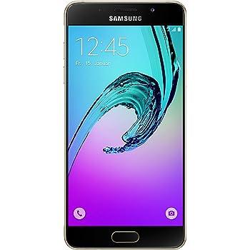 Samsung Galaxy A5 (2016) - Smartphone Libre Android (5.2'', 13 MP, 2 GB RAM, 16 GB, 4G), Color Dorado- Versión Extranjera