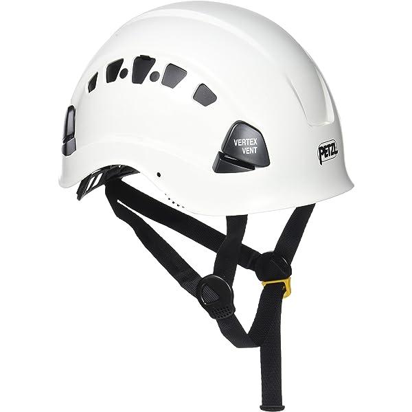 PETZL Helm Vertex Vent - Casco de Escalada, Color Blanco ...