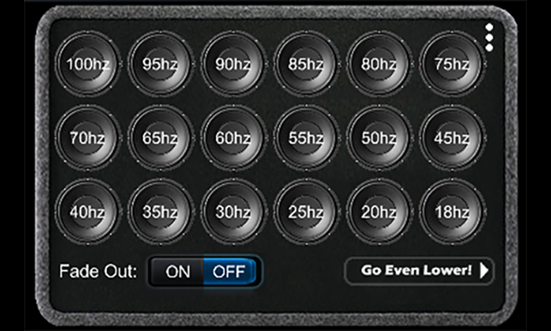 Ultra Low Subwoofer Test Tone Frequency Generator: Amazon co