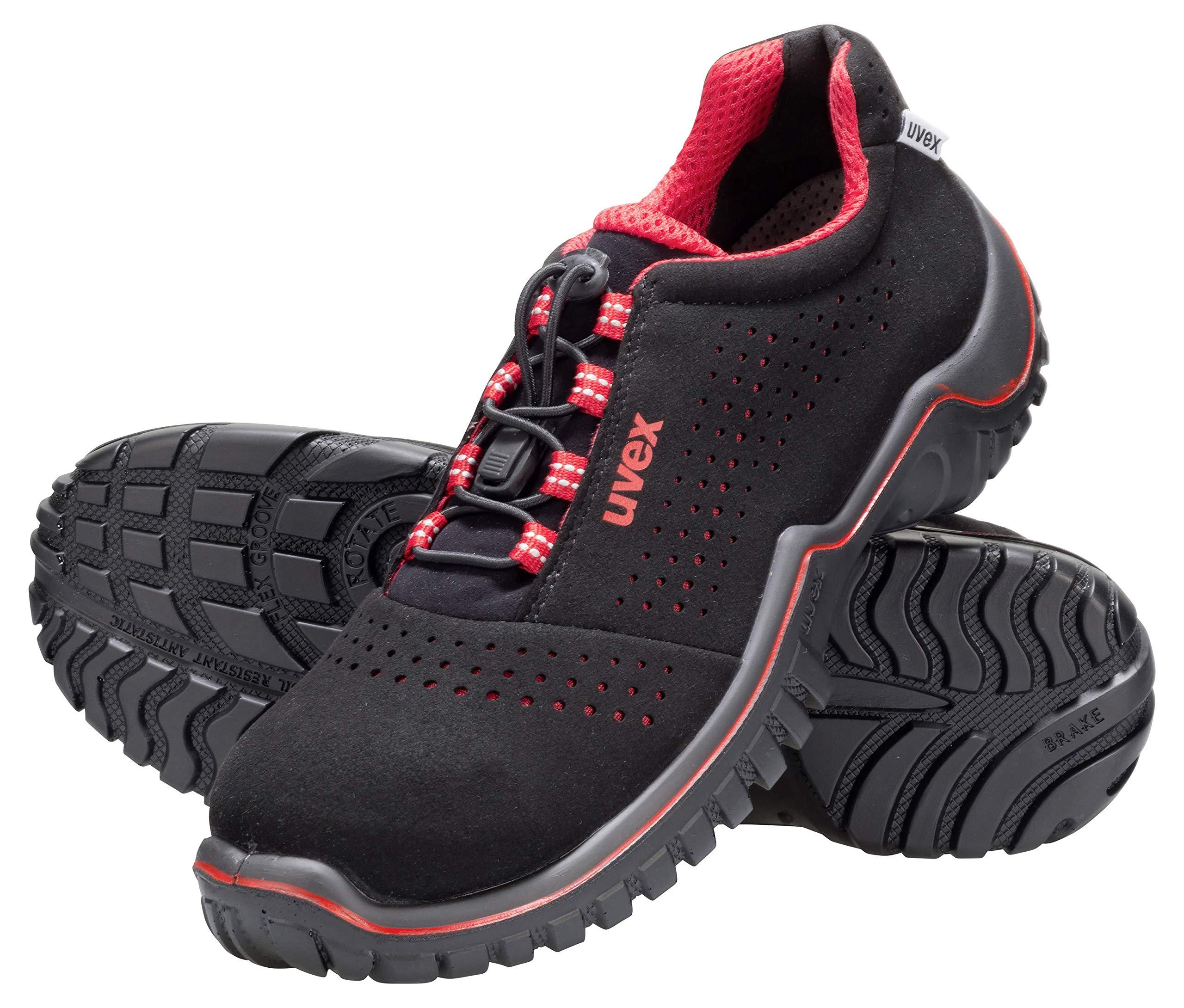 Uvex Damen Motion Style Arbeitssneaker