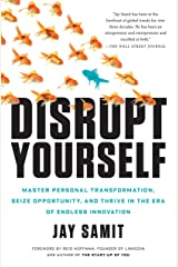 Disrupt Yourself Kindle Edition