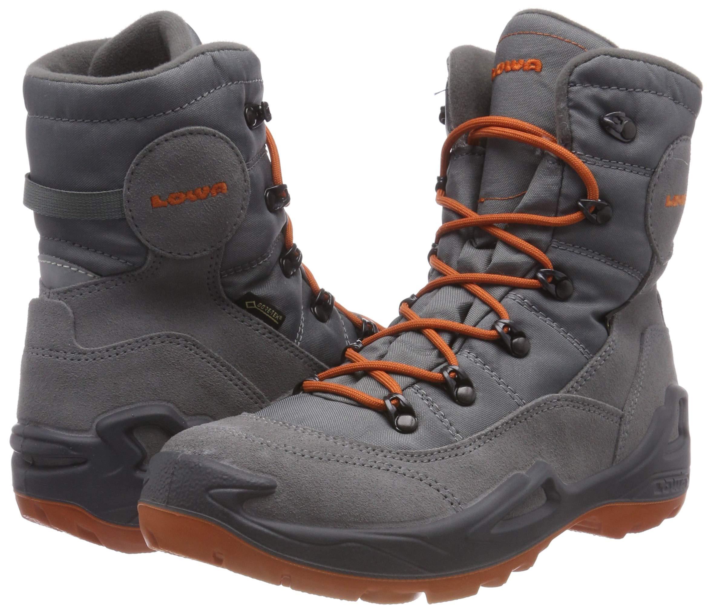Lowa Unisex Kids Rufus Iii GTX Hi High Rise Hiking Boots 5