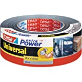 tesa extra Power Universal, 50m x 50mm, Grijs
