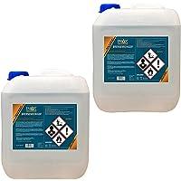 INOX® Nettoyant Frein, 2 x 5 Litres - Produit de nettoyage très efficace pour disques de frein, frein de voiture