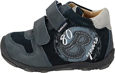 balducci Sneaker Bambino Pelle Scamosciata Blu