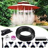ExclusivoCIR Difusor de Agua para terraza o jardín con ...