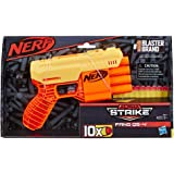 Hasbro Nerf Alpha Strike Fang QS-4 Blaster and 10 Darts