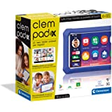 Clementoni - X Clempad X Tablet per Bambini (versione in italiano), Multicolore, 6 Anni+, 16623