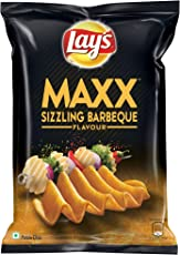 Lay's Maxx - Sizzling Barbeque, 57g