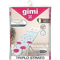 GIMI Triplo Strato Telo Universale, 130x45 cm, 100% Cotone, Modello Assortiti