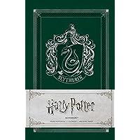 Harry Potter - Slytherin Ruled Notebook