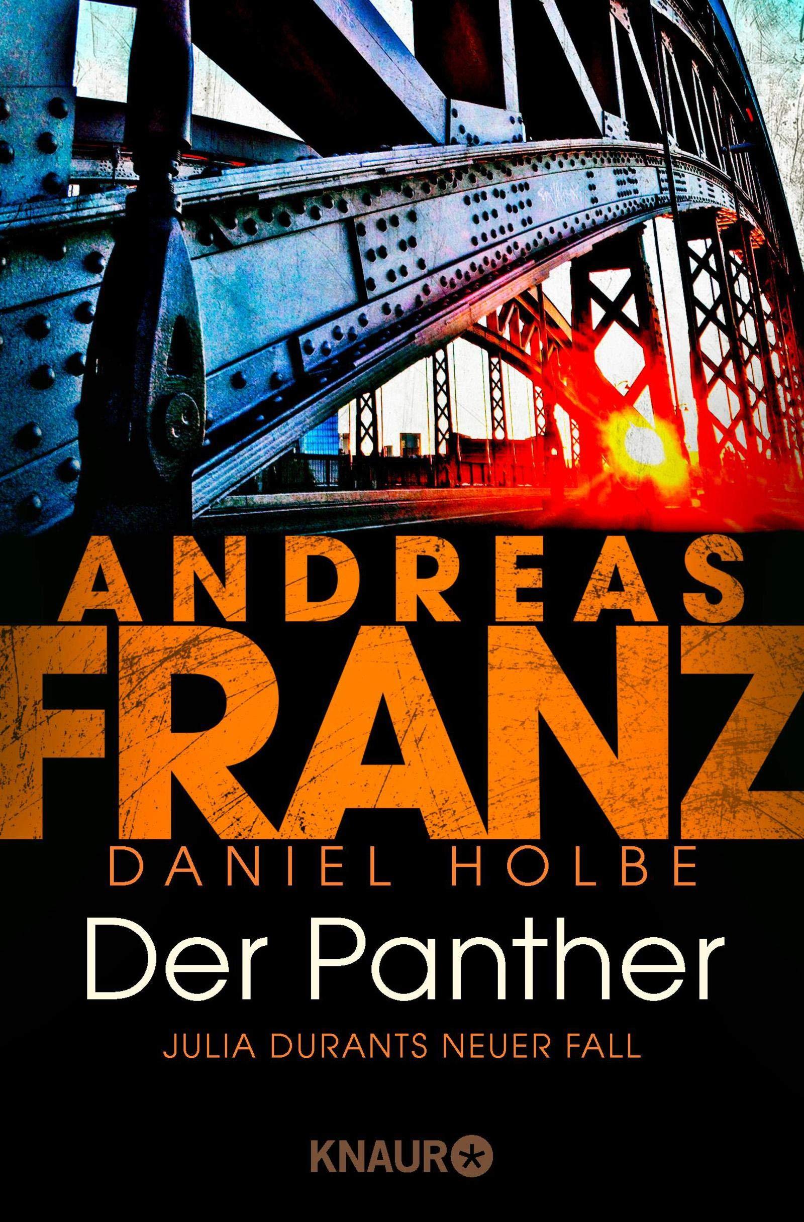 Der Panther: Julia Durants neuer Fall (Julia Durant ermittelt, Band 19)