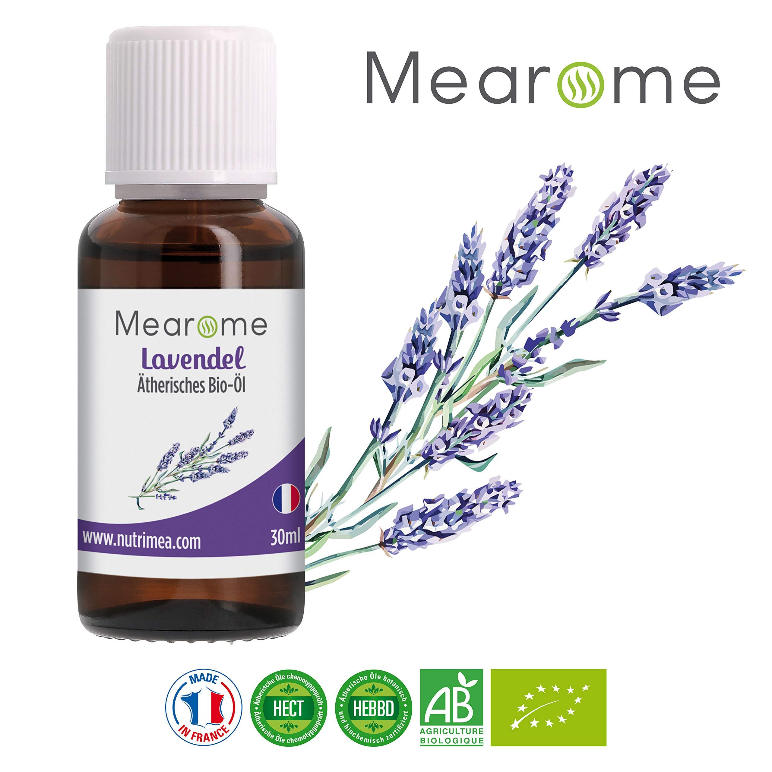 Lavendelol Bio Lavendula Angustifolia Atherisches Ol 100