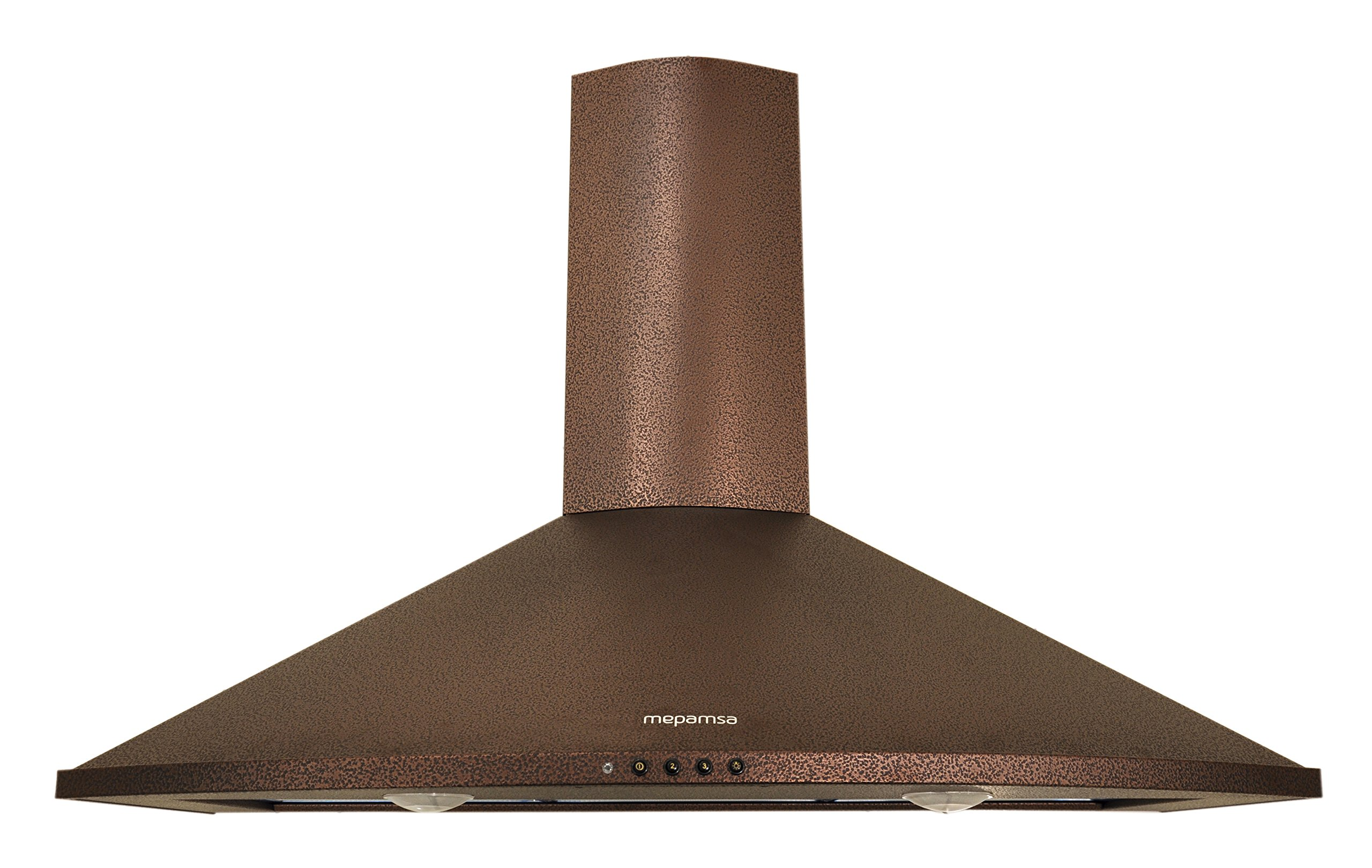815OTvpLcaL - Mepamsa Tender H 60 V2 - Campana aspirante decorativa de pared, cobre