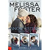 Snow Sisters (Books 1-3 Boxed Set): Love in Bloom Contemporary Romance (Love in Bloom: Snow Sisters)