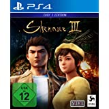 Shenmue III - Day One Edition [PS4]