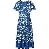 Vive Maria Mon Avignon Dress Blue/Allover