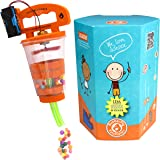 ButterflyEduFields STEM Toy Battery Operated Mini Vacuum Cleaner with Electric Motor and Fan for Kids of 5 Years +| Learning