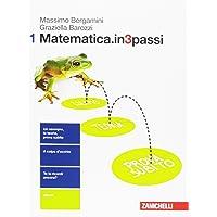 Matematica.in3passi. Per le Scuole superiori. Con aggiornamento online: 1