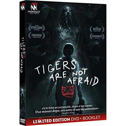 Tigers Are Not Afraid (DVD) (Limited Edition) ( DVD)