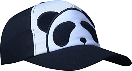 Zacharias Unisex Panda Printed Baseball Cotton Cap