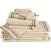 Nero Bambina Dreamscene asciugamani Cotone confezione da 6 485 g//m/²