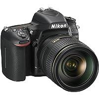 Nikon D750 + NIKKOR VR 24/120 SLR Digitalkamera, 24,3 Megapixel, 8 GB SD 400 x Lexar, schwarz