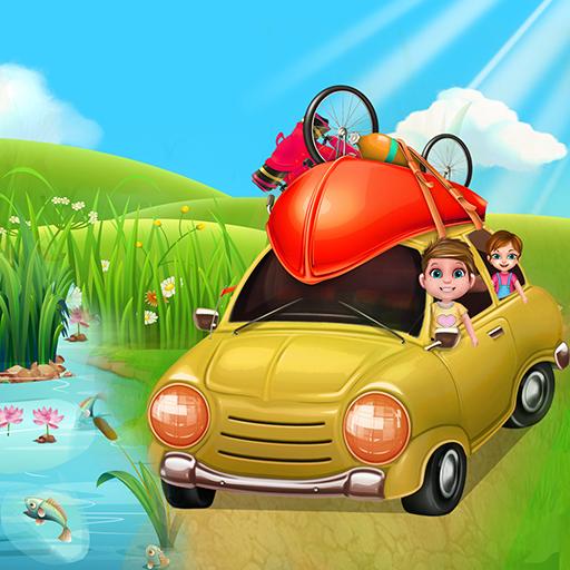 Sommer in der Familie Spiel Ferien & Sommerferien - Lass uns dich zu deiner Traumfamilie Urlaubszeit bringen!