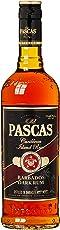 Old Pascas Barbados Dark Rum, 1er Pack (1 x 700 ml)