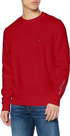 Tommy Hilfiger Men's Tommy Sleeve Logo Sweatshirt Sweater