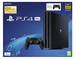 Sony PS4 Pro 1TB B Chassis Console (Black)