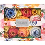 Vintage & Co Patterns and Petals Soap Flowers