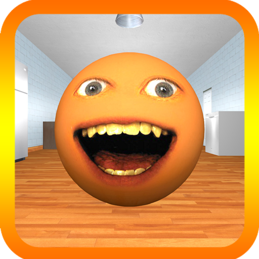the annoying orange rush no ads appstore pour android. Black Bedroom Furniture Sets. Home Design Ideas
