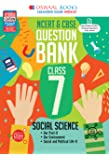 Oswaal NCERT & CBSE Question Bank Class 7 Social Science Book (For March 2021 Exam)