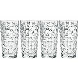 Spiegelau & Nachtmann Bossa Nova, Bicchiere in Cristallo 4 Bicchieri da Long Drink