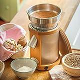 Komo Getreidemühle Magic, 250 Watt, Mahlleistung ca. 100 g/min Weizen fein