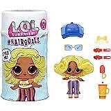LOL Surprise Hairgoals. Muñeca con Pelo Peinable y 15 Sorpresas. Incluye Accesorios de Moda y Efectos de Cambio de Color. Hai