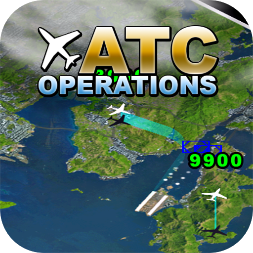 ATC Operations - Hong Kong - Air Traffic Control Game