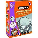 Cléopâtre - LCC19-360 - Résine Epoxy Crystal'Diamond - Coffret de Résine pour Verre crystal - 360 ml Transparent