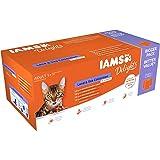 IAMS Delights Erwachsene Katzen Mix in Sauce 48 x 85 g