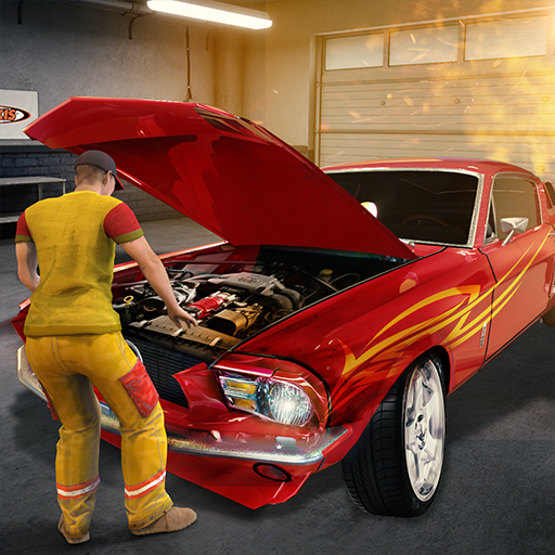 Car Mechanic Simulator 2018 - Service Station Game