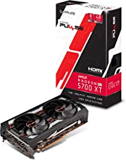 Sapphire Radeon Pulse RX 5700 Xt 8GB GDDR6 HDMI/Triple DP OC w/Backplate (UEFI) PCIe 4.0 Graphics Card