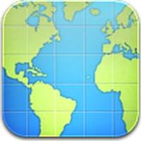 Zufällige Weltkarte