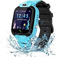 Vannico Smartwatch Kinder Wasserdicht IP68, Kinder Intelligente Uhr mit LBS SOS Kids Smart Watches Phone Handy…