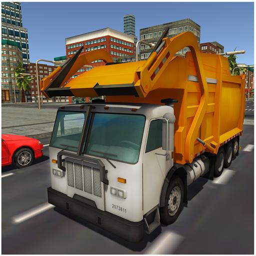 garbage-truck-driver-sim