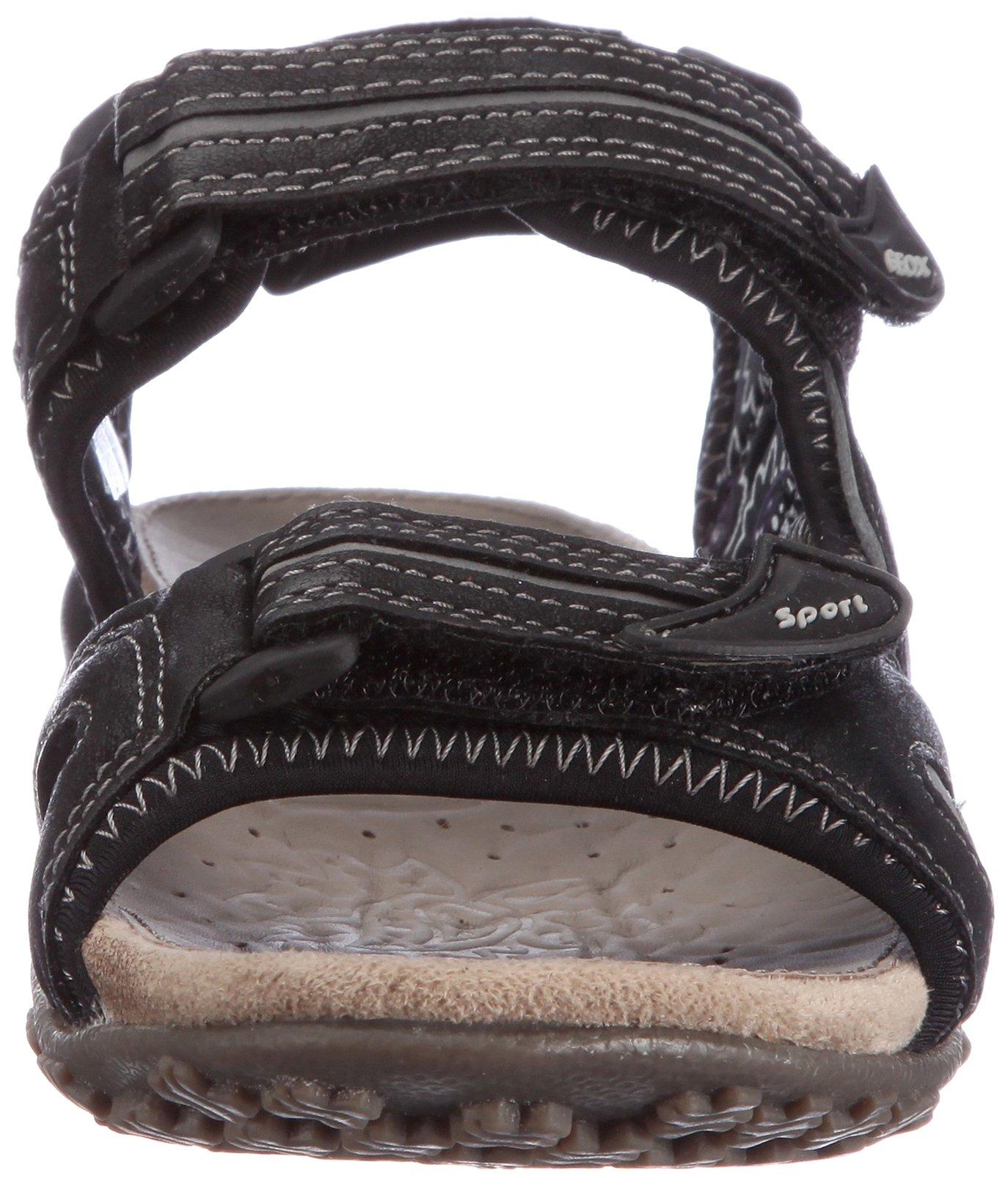 Geox Donna Strel D1125C05415C9999 Damen Sandalen/Fashion-Sandalen 4