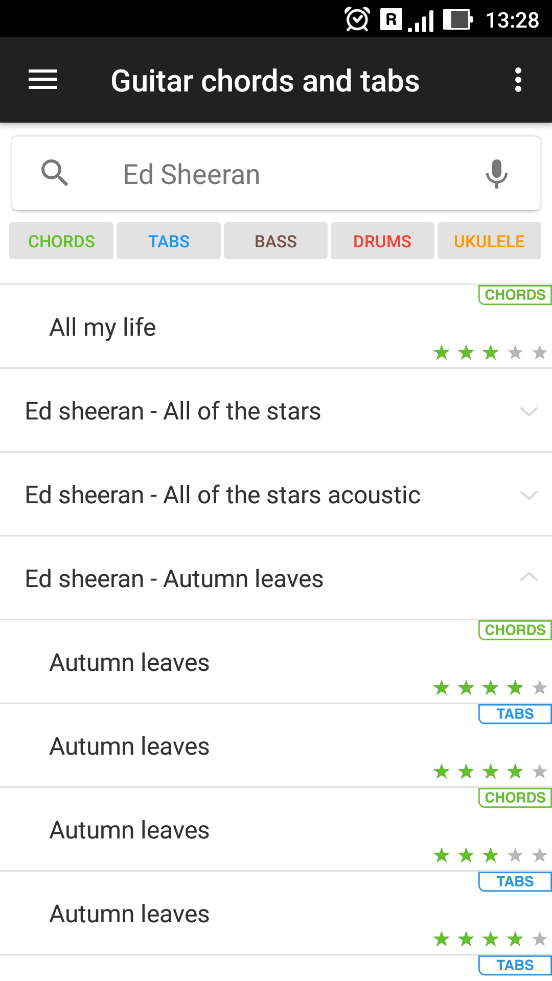 Guitar chords and tabs amazon appstore for android 000 hexwebz Choice Image