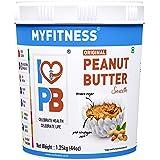 MYFITNESS Original Peanut Butter Smooth 1250g