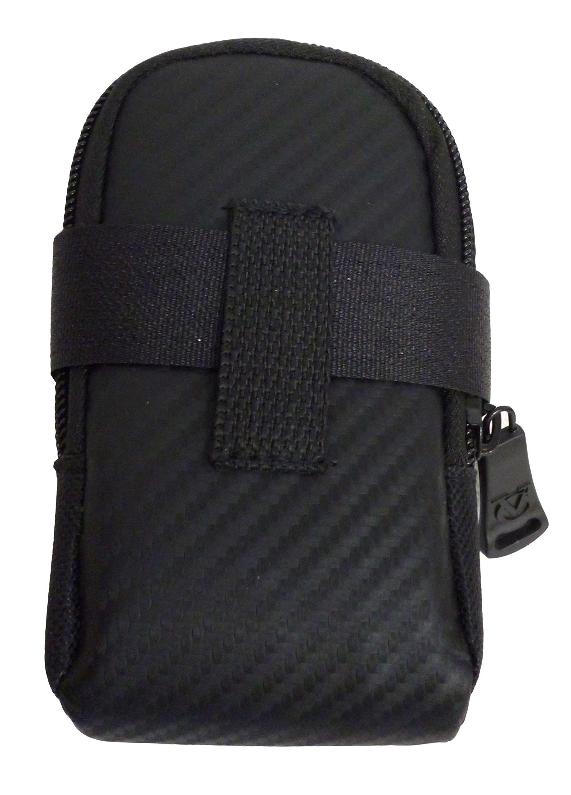 VeloChampion borsello sottosella Sonic, Nero Bike Seat Pack - Black